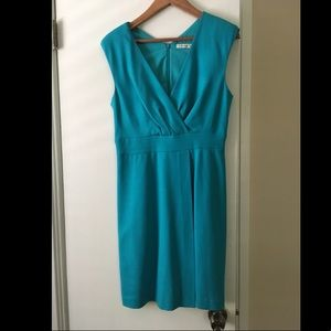 Tory Burch Teal Blue Dress